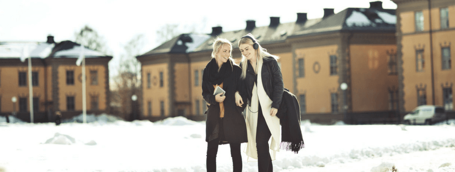 Scholarships to Study Abroad in Sweden