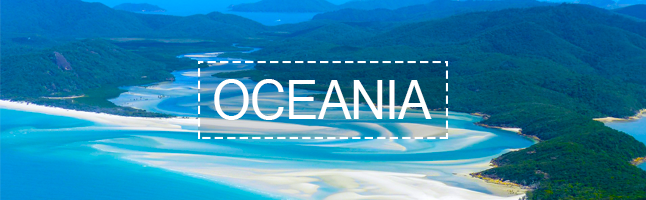 Oceania study guides