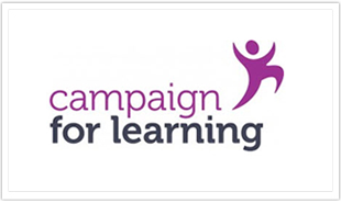 Findcourses.co.uk partnership with The Campaign for Learning