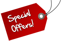 Courses with special offers and discounts!