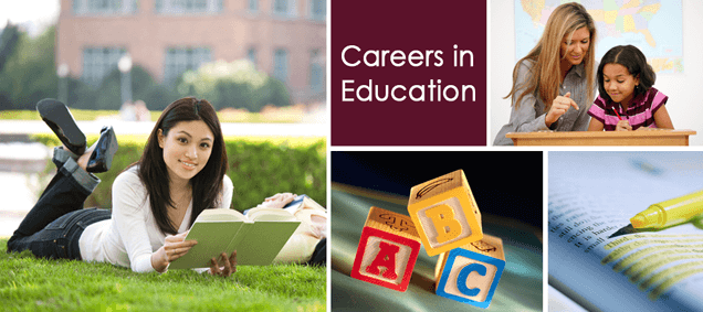 Education Careers in the UK - Start your professional training search here!