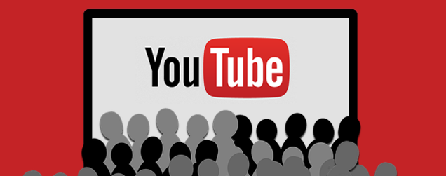 YouTube video banner
