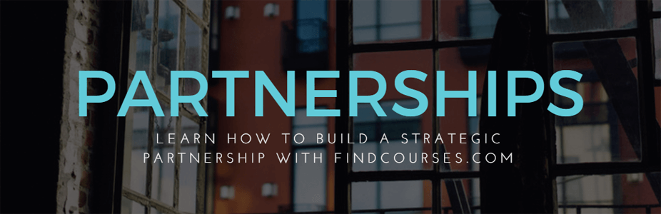 Building Strategic Partnerships