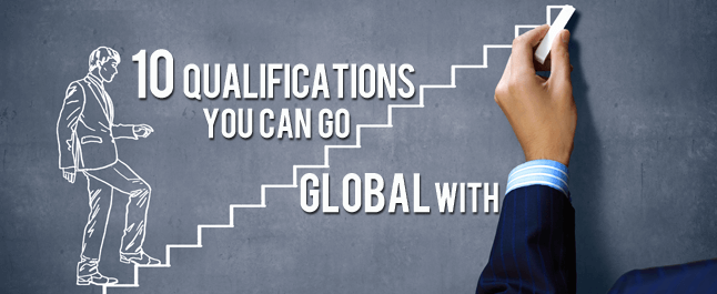 10 globally-recognised qualifications for your career
