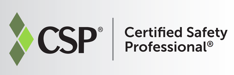 Certified Safety Professional (CSP)