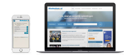 Studentenwerving - Advertenties