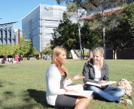 Utbildningar med Språkpunkten på University of the Sunshine Coast