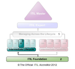 ITIL Lifecycle Service Transition