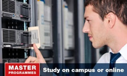 Study the Master Programme in Information Security