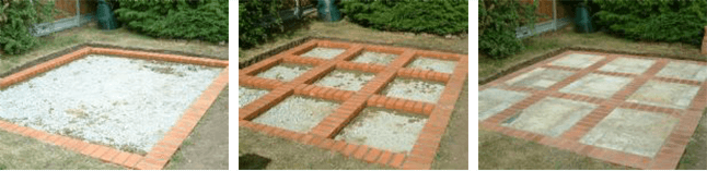 Block Patio Paving   5 Day Training Course In Essex   Monday To Friday