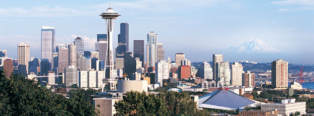 Studera med EF i Seattle