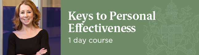 Keys to Personal Effectiveness Course