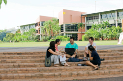 Bachelor of Nursing, Charles Darwin University