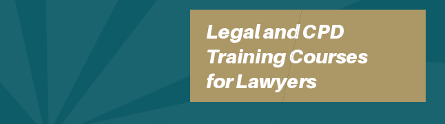 Conveyancing: An Intensive Workshop for Paralegals course