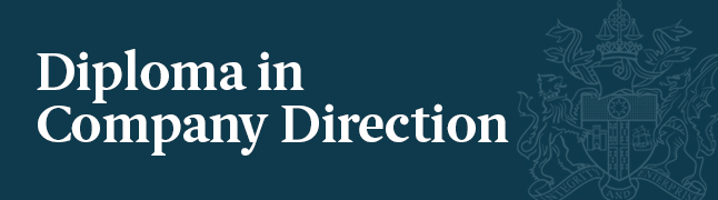 Diploma in Company Direction - Developing Board Performance Course
