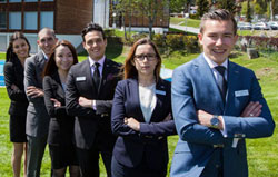 MBA Hospitality Management Students - Les Roches