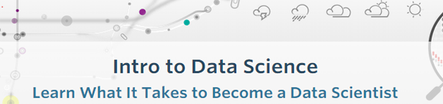 Intro to Data Science from Udacity