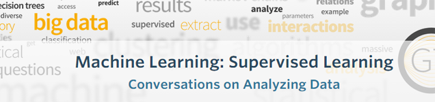 Machine Learning: Supervised Learning