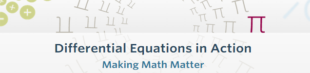 Differential Equations in Action from Udacity