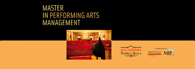 Master in Performing Arts Management
