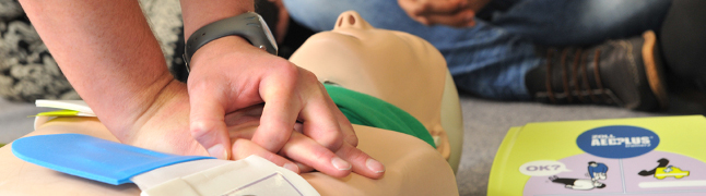 Automated External Defibrillation and CPR