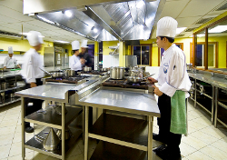 kitchen management diploma