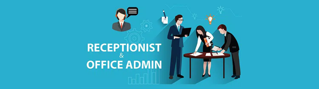 Office Admin & Reception Training Course - London & Birmingham