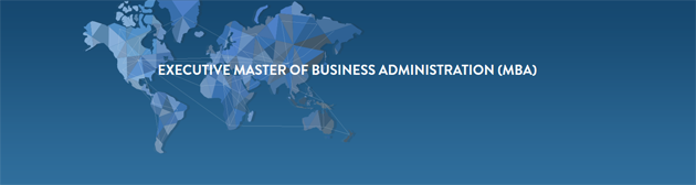 Executive Master of Business Administration (MBA)