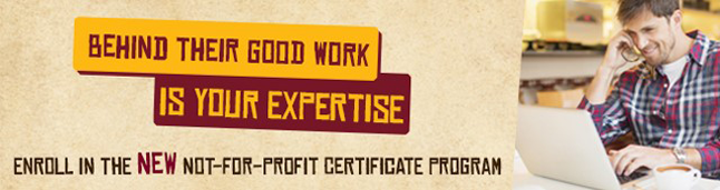 Not-for-Profit Certificate: E-Learning Training Course