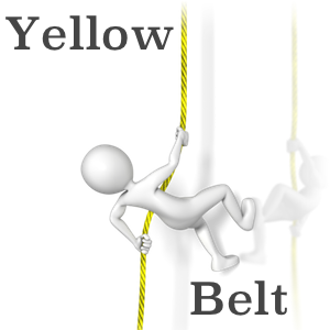 Yellow Belt (Sex-Sigma)