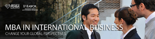 MIB- MBA in International Business