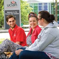 UCLan Degree Programs