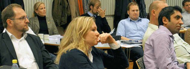 Gothenburg Executive MBA - International Perspective