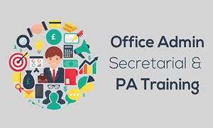 Admin,secretarial and PA Training