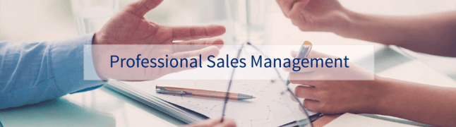 Professional Sales Management