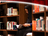 Zayed university library
