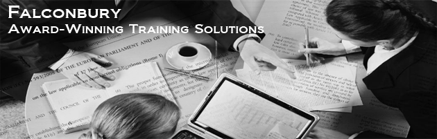 Falconbury - Training Solutions for Businesses and Professionals