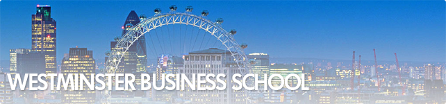 Westminster Business School - AMBA Accredited Full-Time & Part-Time MBA Programs