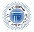 AACSB International Accredited