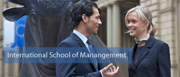 International School of Management - University of Applied Sciences