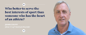 johan cruijff over sportmanagement