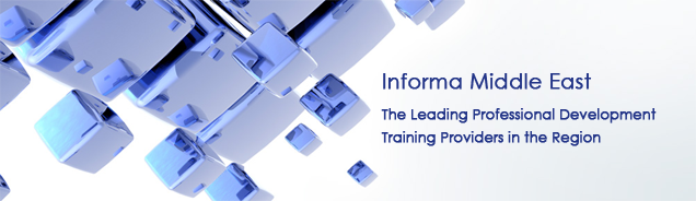 Informa Middle East - Professional development courses & conferences across the Middle East