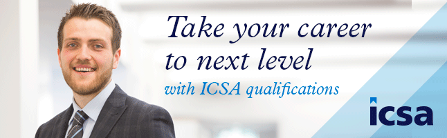 ICSA Training - The Institute of Chartered Secretaries and Administrators