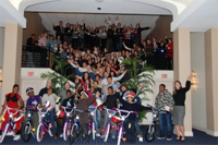The Build-A-Bike Program from The Leader's Institute