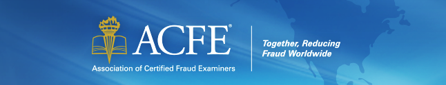 The Association of Certified Fraud Examiners (ACFE)