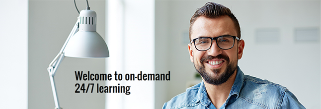 Hudson - On-Demand 24/7 Learning