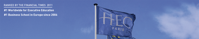 HEC Paris Top Ranked MBA program
