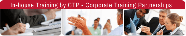CTP - In-house Training Solutions