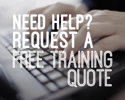 Request a Free Training Quote